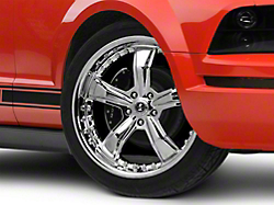 Shelby Razor Chrome Wheel - 20x9 (05-14 All)