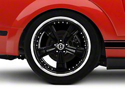 Shelby Razor Black Wheel - 20x10 (05-14)