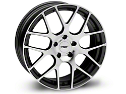 TSW Nurburgring Gunmetal Wheel - 18x8 (94-04 All)