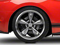 Deep Dish Bullitt Anthracite Wheel - 20x10 (2015 V6, EcoBoost)