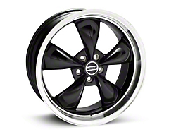Deep Dish Bullitt Black Wheel - 20x8.5 (94-04 All)