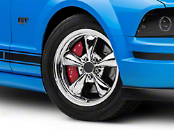 Bullitt Chrome Wheel - 17x8 (05-14 V6; 05-10 GT)