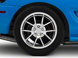 Deep Dish FR500 Style Chrome Wheel - 18x10 (94-04 All)