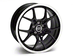 GT4 Black Wheel - 18x9 (05-14 All)