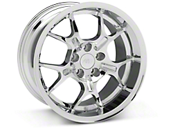Deep Dish GT4 Chrome Wheel - 18x10 (94-04 All)