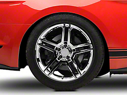 2010 GT500 Style Chrome Wheel - 19x10 (2015 All)