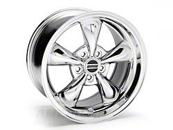 Deep Dish Bullitt Chrome Wheel - 17x10 (05-14 V6; 05-10 GT)