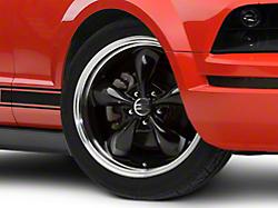 Deep Dish Bullitt Black Wheel - 19x8.5 (05-14 GT, V6)