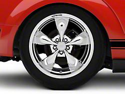 Deep Dish Bullitt Chrome Wheel - 19x10 (05-14 GT, V6)