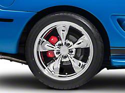 Deep Dish Bullitt Chrome Wheel - 18x10 (94-04 All)