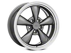 Bullitt Anthracite Wheel - 17x8 (05-14 V6; 05-10 GT)