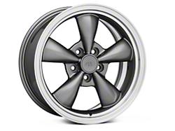 Bullitt Anthracite Wheel - 17x8 (94-04 All)