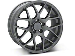 AMR Charcoal Wheel - 18x9 (05-14 All)