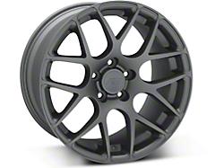 AMR Charcoal Wheel - 18x10 (05-14 All)