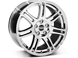 10th Anniversary Cobra Style Chrome Wheel - 18x9 (94-04 All)