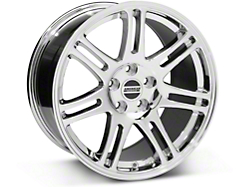 10th Anniversary Cobra Style Chrome Wheel - 18x10 (05-14 All)