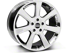 S197 Saleen Style Chrome Wheel - 18x9 (05-14 All)