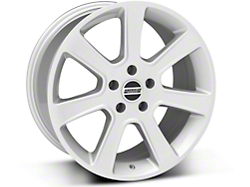 S197 Saleen Style Silver Wheel - 18x9 (94-04 All)