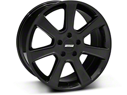 S197 Saleen Style Black Wheel - 18x9 (94-04 All)