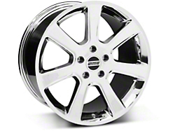 S197 Saleen Style Chrome Wheel - 18x10 (05-14 All)