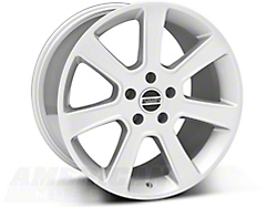 S197 Saleen Style Silver Wheel - 18x10 (05-14 All)