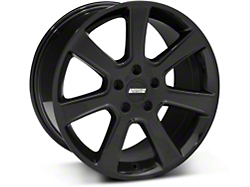 S197 Saleen Style Black Wheel - 18x10 (05-14 All)