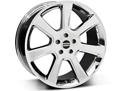 S197 Saleen Style Chrome Wheel - 20x9 (2015 All)
