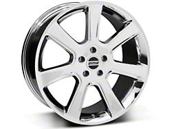 S197 Saleen Style Chrome Wheel - 20x9 (94-04 All)