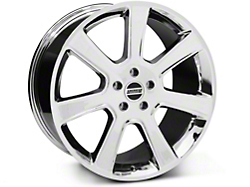 S197 Saleen Style Chrome Wheel - 20x10 (2015 All)