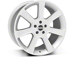 S197 Saleen Style Silver Wheel - 20x10 (2015 All)