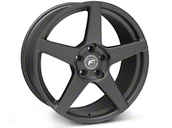 Forgestar CF5 Monoblock Matte Black Wheel - 19x9 (05-14 All)