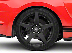 Forgestar CF5 Monoblock Matte Black Wheel - 19x10 (2015 All)
