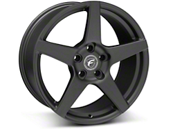 Forgestar CF5 Monoblock Matte Black Wheel - 18x9 (05-14 All)