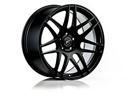 Forgestar F14 Monoblock Matte Black Wheel - 19x10 (2015 All)