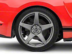 Forgestar CF5 Monoblock Gunmetal Wheel - 19x10 (2015 All)