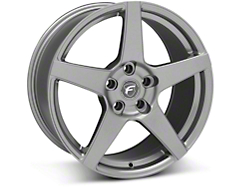 Forgestar CF5 Monoblock Gunmetal Wheel - 18x10 (05-14 All)