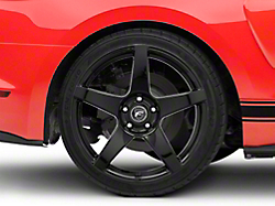 Forgestar CF5 Monoblock Piano Black Wheel - 19x10 (2015 All)