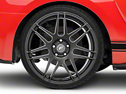 Forgestar F14 Monoblock Deep Concave Monoblock Matte Black Wheel - 20x11 (2015 All)