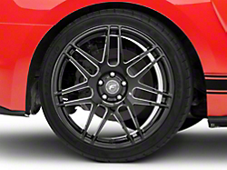 Forgestar F14 Monoblock Deep Concave Monoblock Piano Black Wheel - 20x11 (2015 All)
