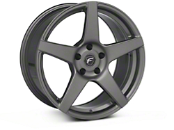 Forgestar CF5 Monoblock Gunmetal Wheel - 18x9 (94-04)