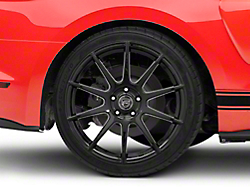 Forgestar CF10 Monoblock Piano Black Wheel - 19x10 (2015 All)