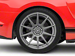 Forgestar CF10 Monoblock Gunmetal Wheel - 19x10 (2015 All)
