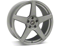 Forgestar CF5 Monoblock Silver Wheel - 19x9 (2015 All)