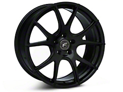 Forgestar CF5V Monoblock Piano Black Wheel - 19x9 (2015 All)