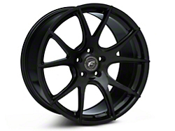 Forgestar CF5V Monoblock Piano Black Wheel - 19x10 (05-14 All)