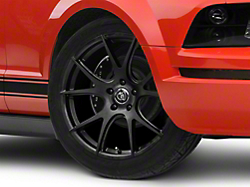 Forgestar CF5V Monoblock Matte Black Wheel - 19x9 (05-14 All)