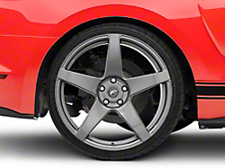 Forgestar CF5 Monoblock Gunmetal Wheel - 20x11 (2015 All)