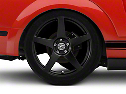 Forgestar CF5 Monoblock Matte Black Wheel - 20x11 (05-14 All)