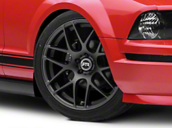 RTR Charcoal Wheel - 20x9 (05-14 All)
