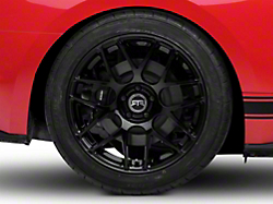 RTR Black Wheel - 19x10 (2015 All)